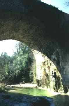 Prospection des fissures d'un pont